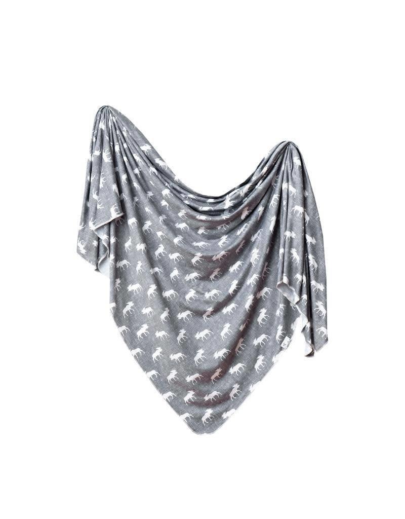 Copper Pearl Copper Pearl| Scout Single Knit Blanket