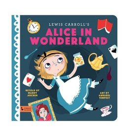 Gibbs Smith BabyLit Story Book | Alice in Wonderland