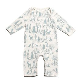 Winter Water Factory Winter Water Factory | Romper in Winter Blue
