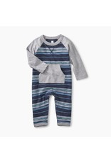 Tea Collection Tea Collection | Striped Pocket Romper