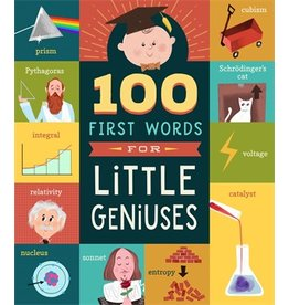 Familius 100 First Words for Little Geniuses
