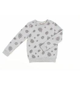 Romy &  Aksel Romy & Aksel | Pinecone Print Sweatshirt