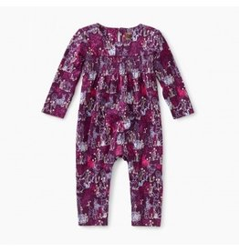 Tea Collection Tea Collection| Forest Friends Smocked Romper