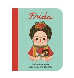 Little People, Big Dreams | My First Frida Kahlo Book