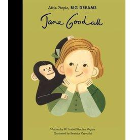 Quarto Little People, Big Dreams   Jane Goodall