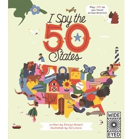 I Spy | The 50 States