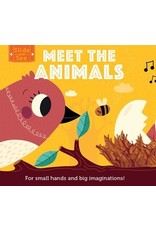 Slide and See | Meet the Animals