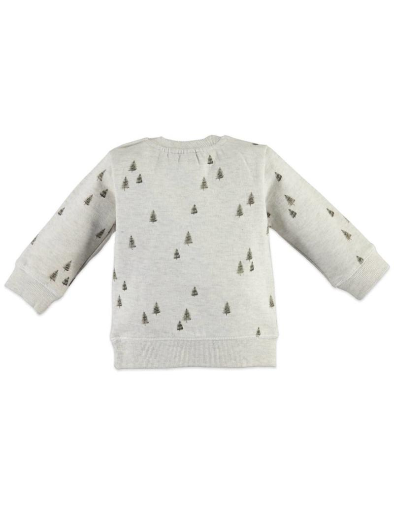 BabyFace Babyface   Pine Tree Fleece Pullover