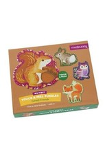 My First Puzzle | Touch & Feel Forest Animals