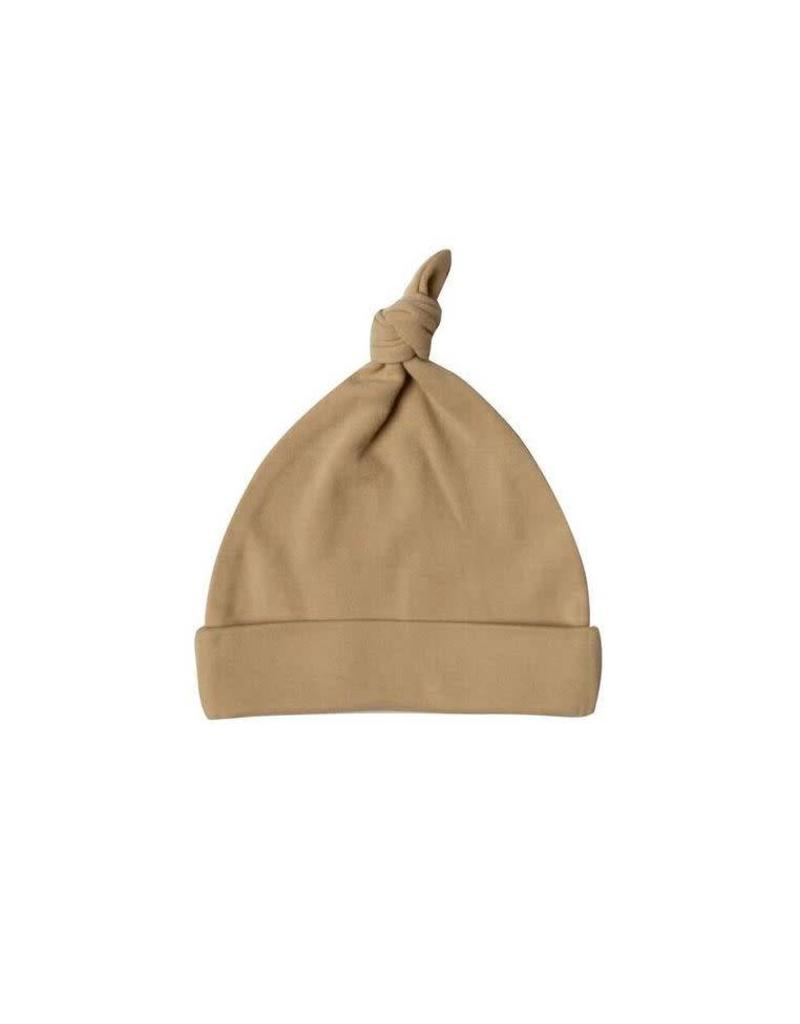 Quincy Mae Quincy Mae |Knot Hat in Honey