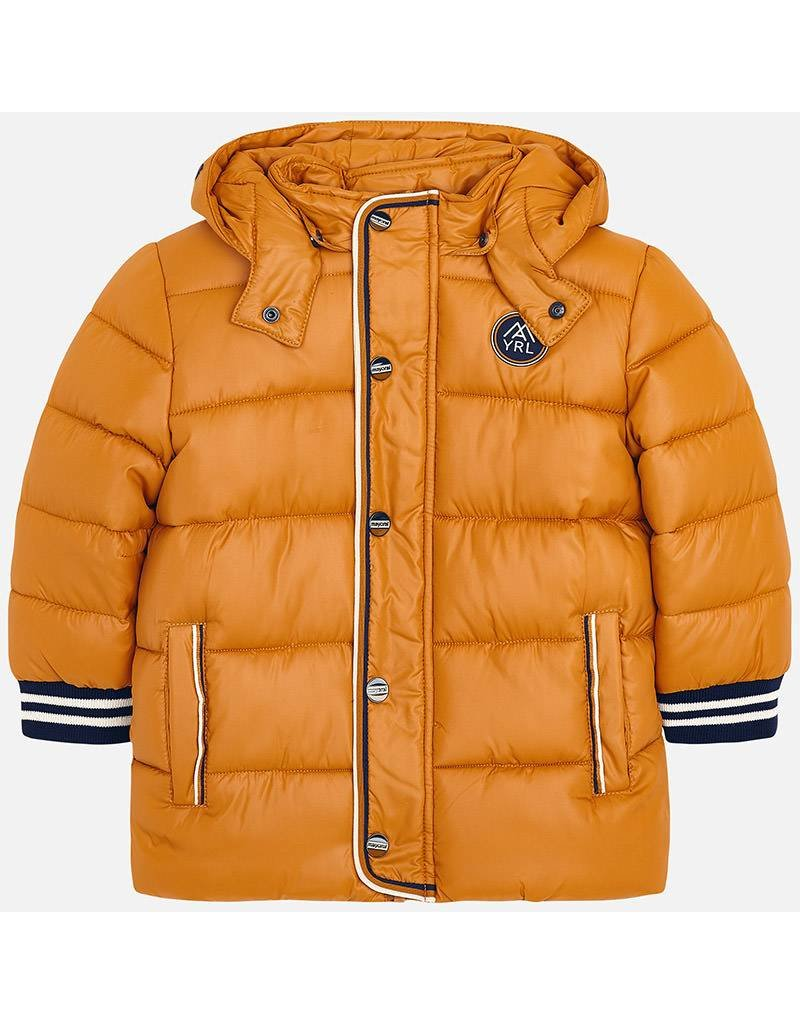 Mayoral Mayoral|Hooded Puffer Coat