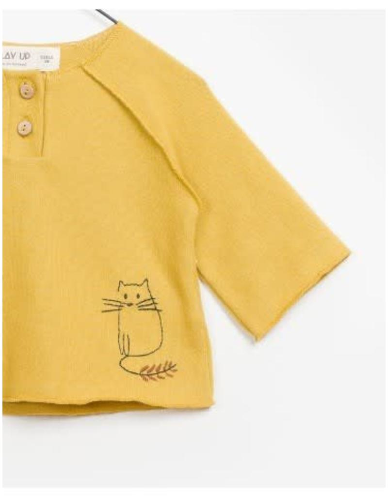 Play Up Play Up | Fine Knit Kitten Sweater