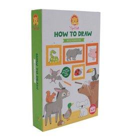 How to Draw | Wild Kingdom
