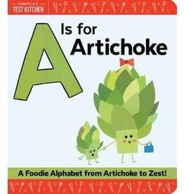 America's Test Kitchen | A is for Artichoke
