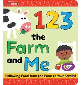 America's Test Kitchen | 123 The Farm & Me