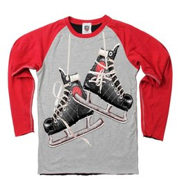 Wes & Willy Wes & Willy| Hockey Skates Reversible Tee