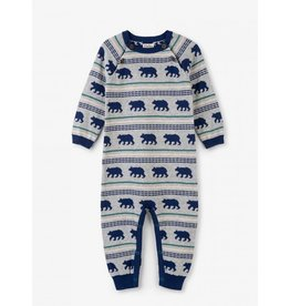 Hatley Hatley | Polar Bear Sweater Romper