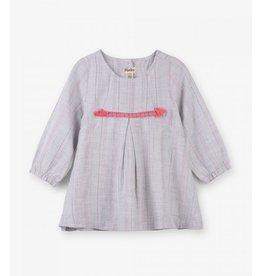 Hatley Hatley | Metallic Stripe Baby Dress