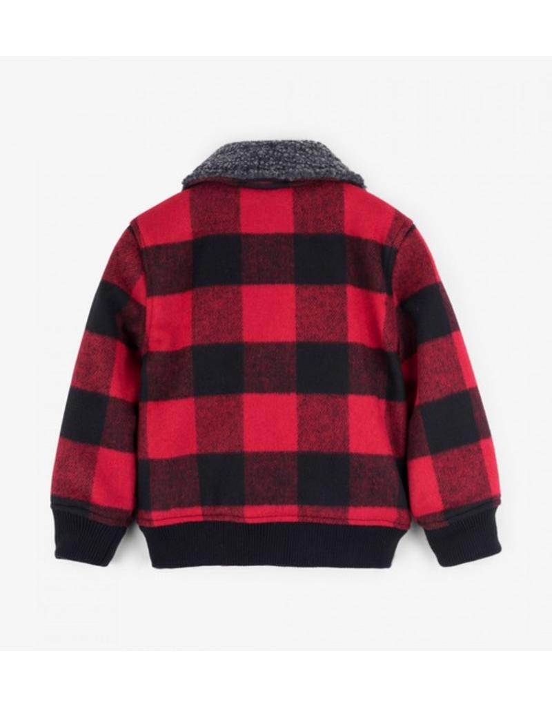 Hatley Hatley | Buffalo Plaid Bomber Jacket