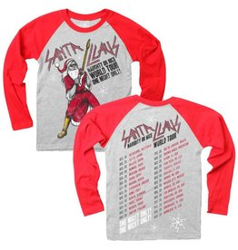 Wes & Willy Wes & Willy| Holiday Tour Tee