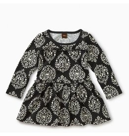 Tea Collection Tea Collection | Patterned Tiered Baby Dress
