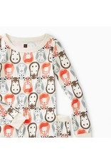 Tea Collection Tea Collection| Nesting Dolls Pajama Set