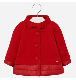 Mayoral Mayoral | Modern Classic Baby Coat
