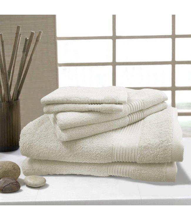 W - Home Bamboo Spa 6 Piece Towel Set