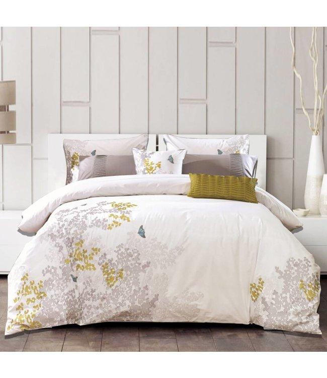 "Adrien Lewis ""Daisy"" 6 Piece Comforter Set"