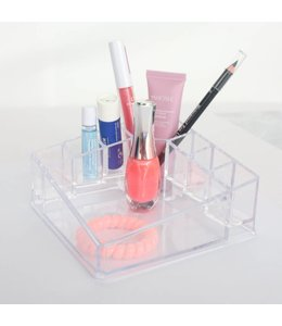 Studio 707 Square Cosmetic Organizer