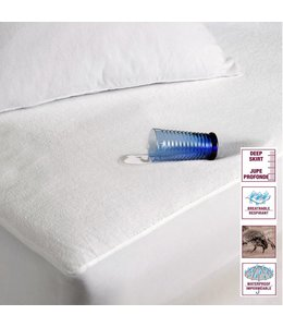 Studio 707 Waterproof CottonTerry Mattress Protectors
