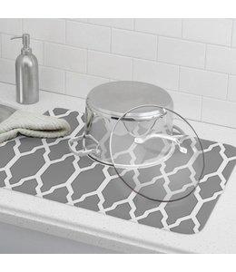 Adrien Lewis Tangier Microfiber Drying Mat