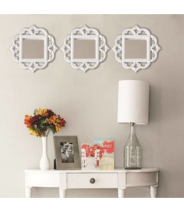 Adrien Lewis 3 Piece Decorative Mirror Set