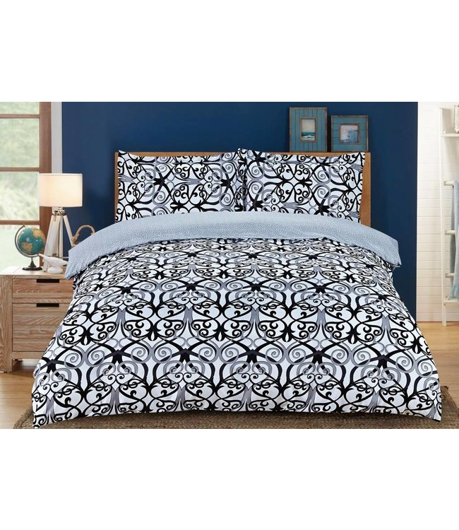 Lauren Taylor Joni Collection Duvet Cover Set