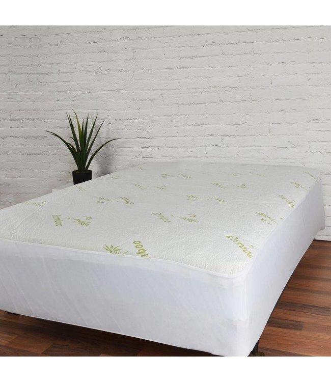 Maison Blanche Waterproof Bamboo Mattress Protector