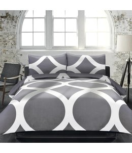 Adrien Lewis Manhattan Cotton Duvet Cover Set