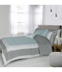Lauren Taylor Mina 7 Piece Micro-Fiber Comforter Set