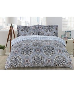 Lauren Taylor Aretha 3 piece Duvet Cover Set