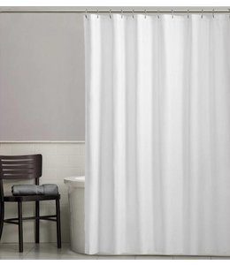 Studio 707 Mildew Resistant Clear Shower Liners