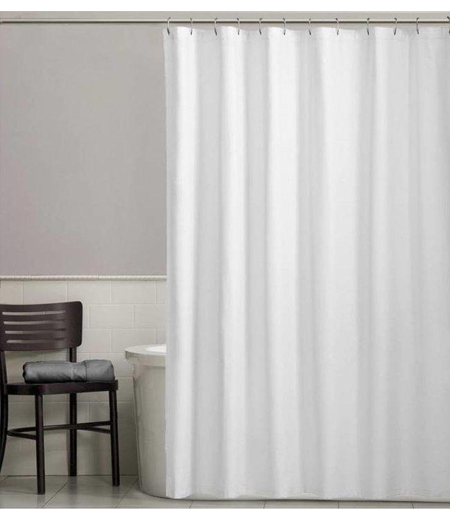Studio 707 Mildew Resistant Clear Shower Liners