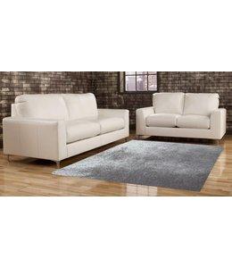 Maison Condelle Shag plush pile rug, grey