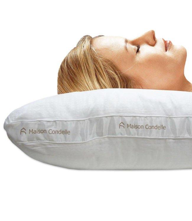Maison Condelle Maison Condelle Logo Pillows