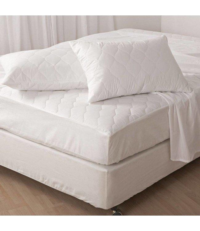 Lauren Taylor 230 TC Waterproof Cotton Quilted Mattress Protectors