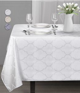 Lauren Taylor Jacquard Tablecloth