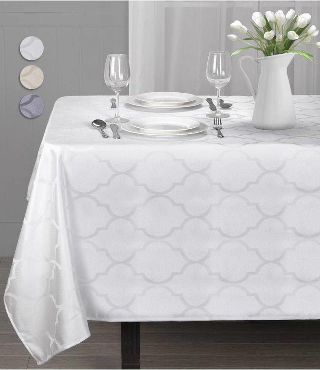 Lauren Taylor Jacquard Tablecloth