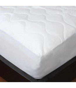 W - Home Pure Silk Filled Mattress Pads