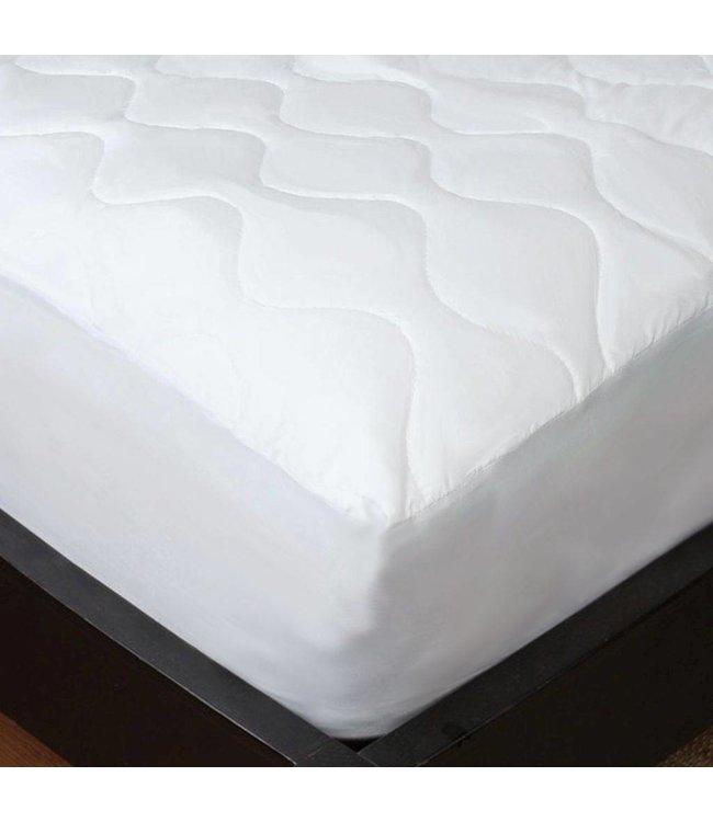 W - Home Pure Silk Filled Mattress Pads