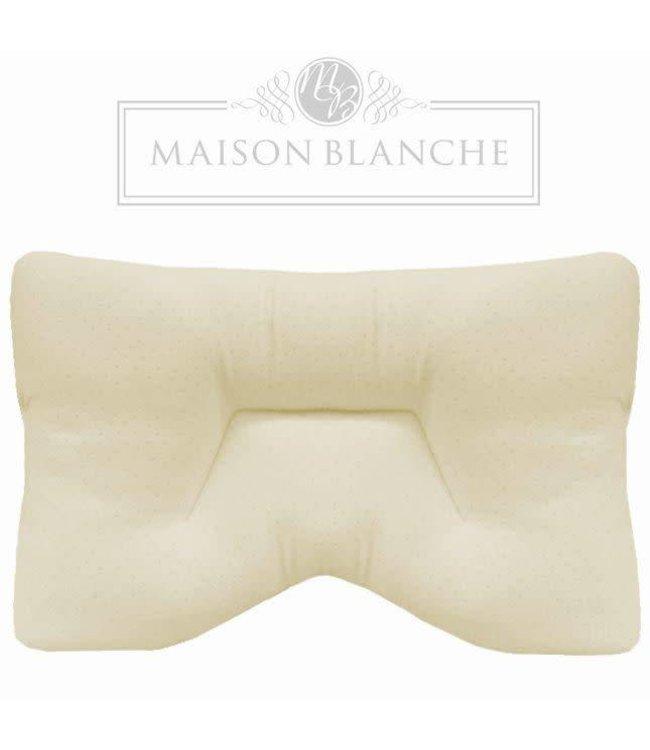 Maison Blanche Neck Support Memory Foam Pillow