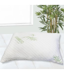 Maison Blanche Bamboo Memory Foam Pillows