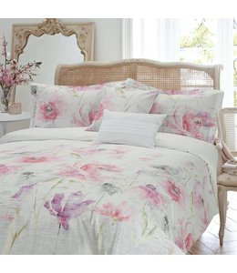 Lauren Taylor Alaina 5 Piece Cotton Duvet Cover Set
